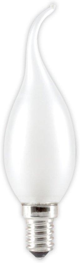Kaarslamp Gloeilamp TIP 15 Watt E14 Mat (10 stuks)