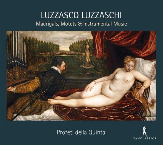 Madrigals, Motets & Instrumental Music