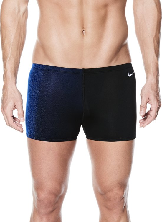 Nike Swim Zwembroek Heren Square Leg - Game Royal - Maat 52
