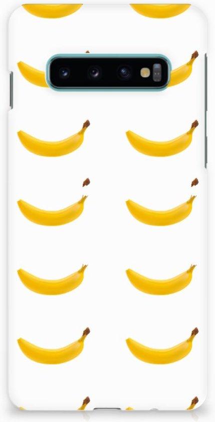 Samsung Galaxy S10 Hardcover Banana