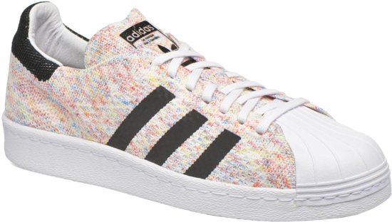 bol.com | Adidas Sneakers Superstar 80 Dames Maat 41 1/3