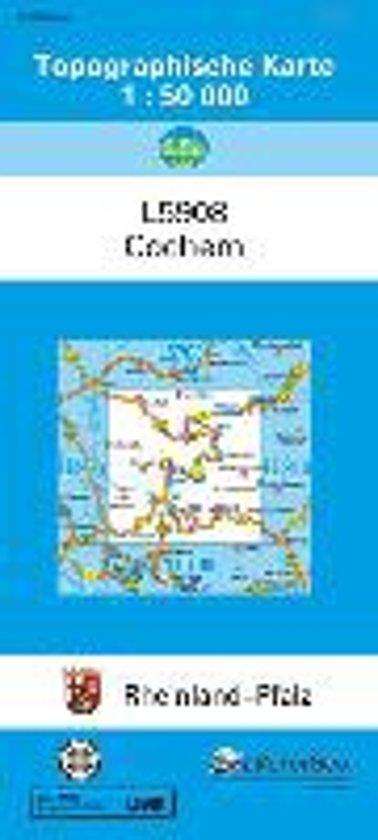 Cochem 1 : 50 000
