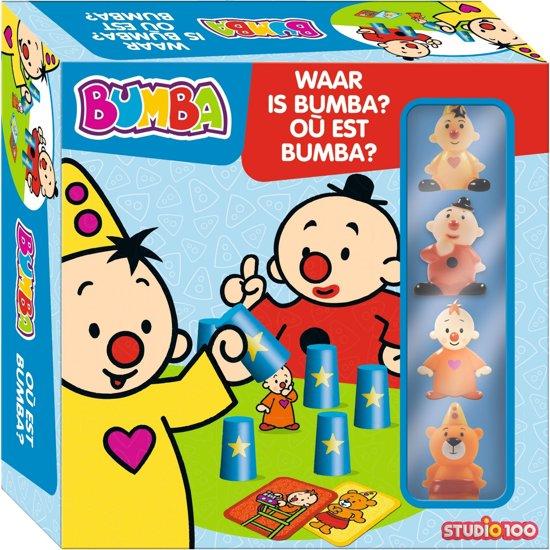 Thumbnail van een extra afbeelding van het spel Studio 100 Bumba Spel: Waar Is Bumba?