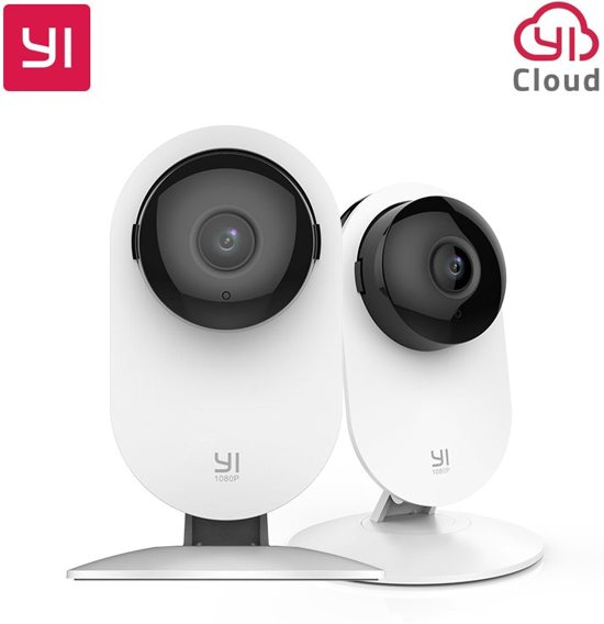 YI Home 1080p Family Pack 2 in 1