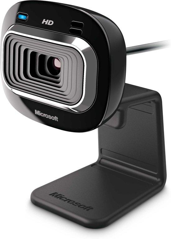 Microsoft LifeCam HD-3000 WIN - Webcam / USB 2.0