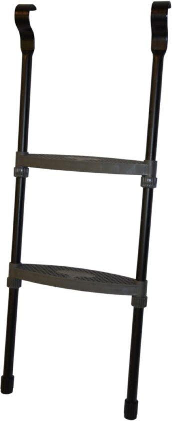 Avyna trampoline PRO-LINE 10 + net boven + ladder - groen