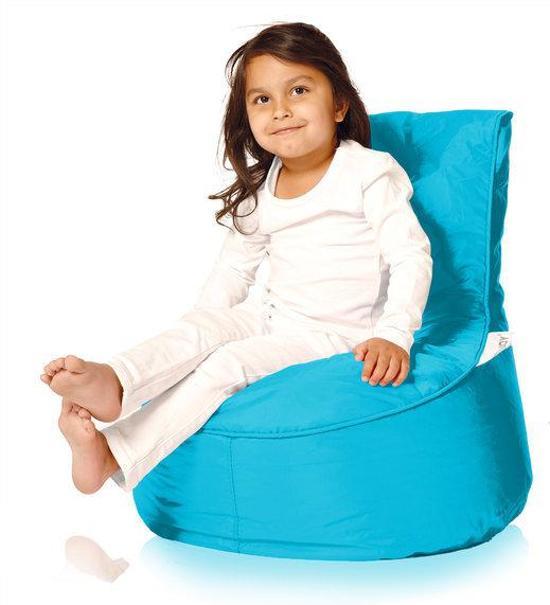 Zitzak Sit En Joy Blauw.Bol Com Sit And Joy Mini Balina Zitzak Blauw