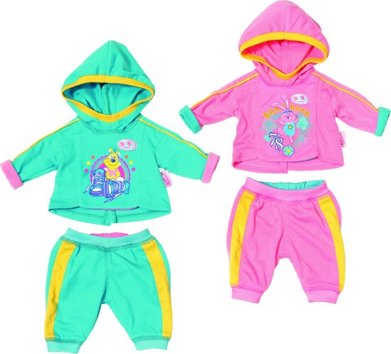 9c9d4a91128 BABY born® Sport outfit - 1 setje
