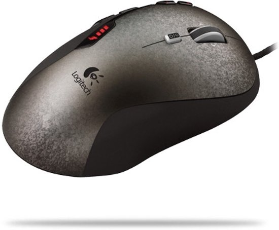 Logitech G500 Gaming Muis - PC
