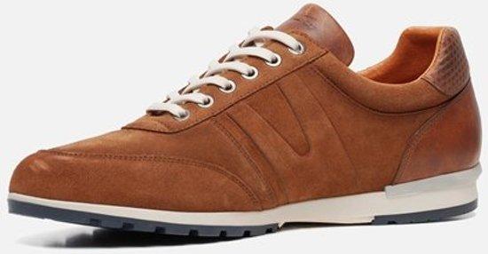 Van Lier Anzano sneakers cognac Maat 44