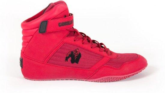 Tops Wear High Tops Wear Red47 Gorilla Gorilla High XNP8n0OZwk