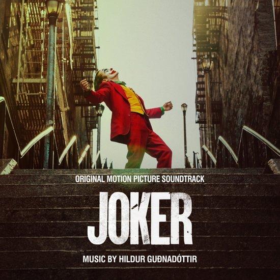 CD cover van The Joker (Original Soundtrack) (CD) van Ost