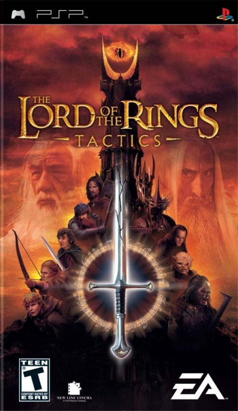 The Lord of the Rings Tactics