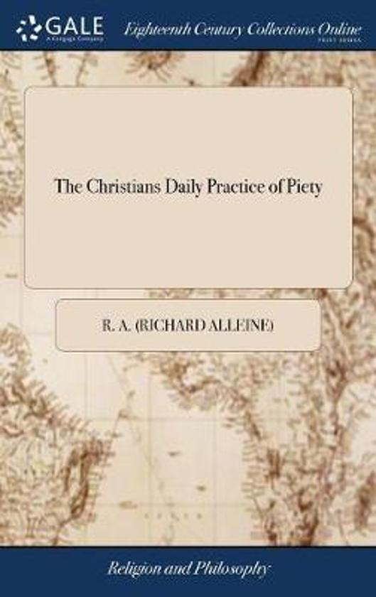 The Christians Daily Practice of Piety