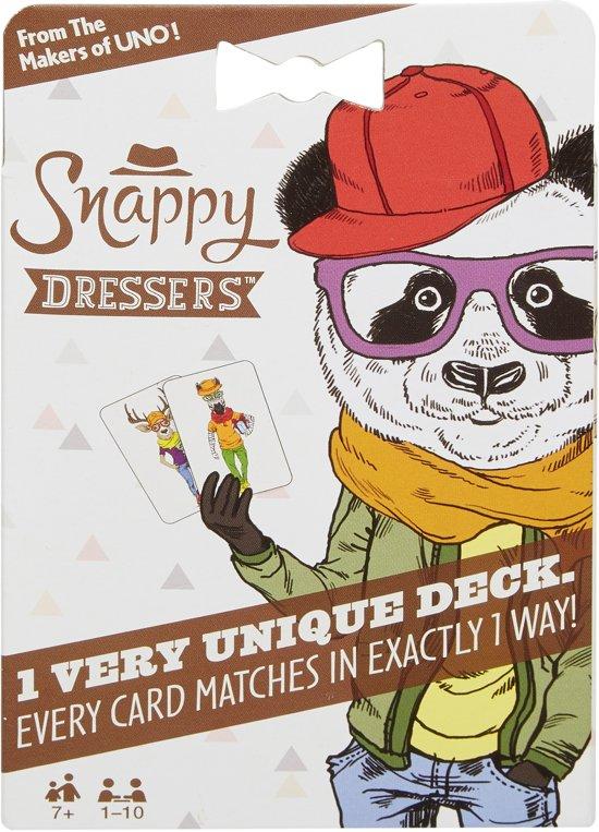 Snappy Dressers Kaartspel