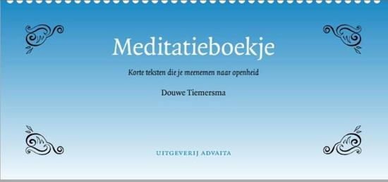 Meditatieboekje