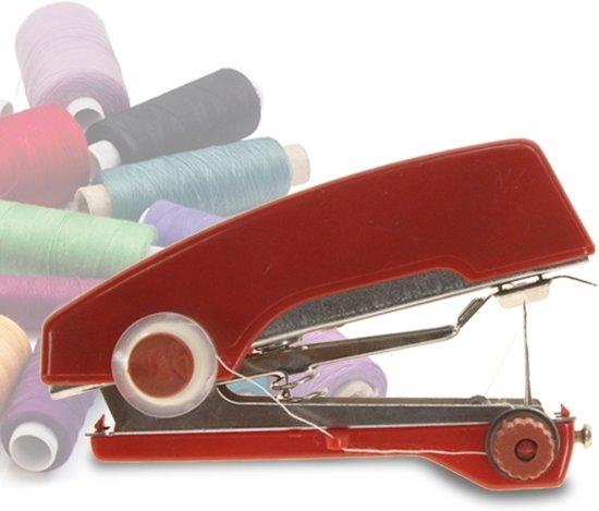 Genius ideas Naaimachine Mini Ideaal voor op reis - Voor kleine reparaties