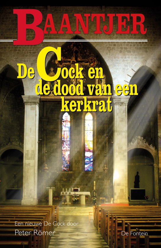 Baantjer - De Cock en de dood van een kerkrat (deel 83)