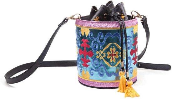Disney - Aladdin - Magic Carped Glitter Drawstring Bucket Bag