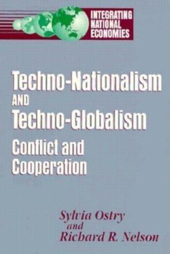 Techno-Nationalism and Techno-Globalism