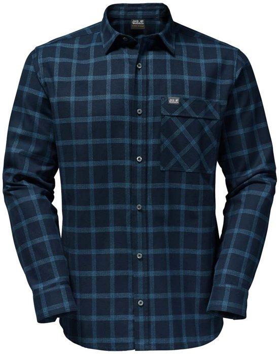 lange overhemd blouse