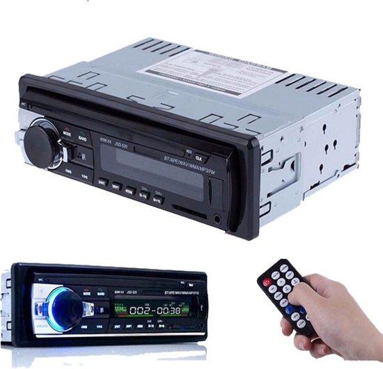 Autoradio met Bluetooth, Handsfree , USB / AUX / SD | Inclusief afstandsbediening