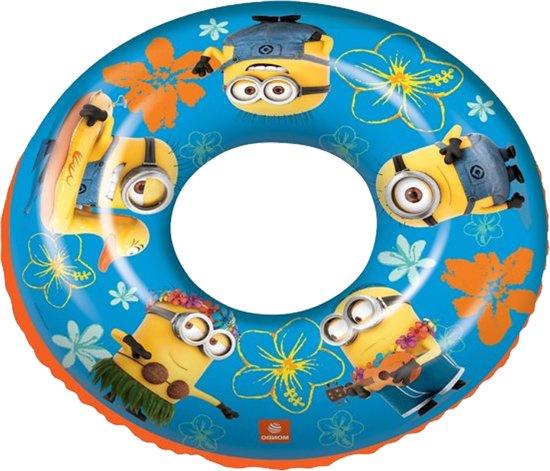 Zwembandjes + zwemring Minions - Verschrikkelijke Ikke | 2-6 Jaar (15-30kg)  | Babygold ®