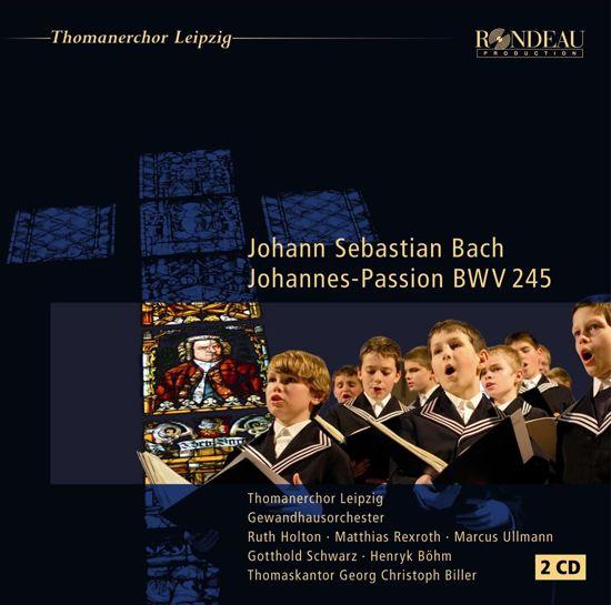 Bach; Johannes-Passion Bwv 245