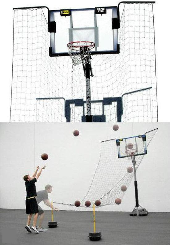 bol com sklz rapid fire basketbal returnersklz rapid fire basketbal returner