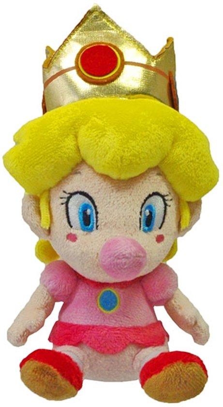 Super Mario Peach mini pluche knuffel