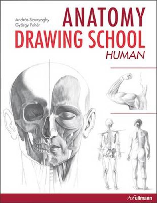bol.com | Anatomy Drawing School
