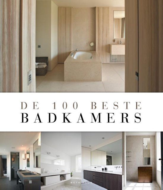 bol.com | De 100 beste badkamers, Wim Pauwels | 9789089441287 | Boeken