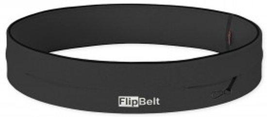 Flipbelt- Running belt - Hardloop belt - Hardloop riem - Carbon - XS