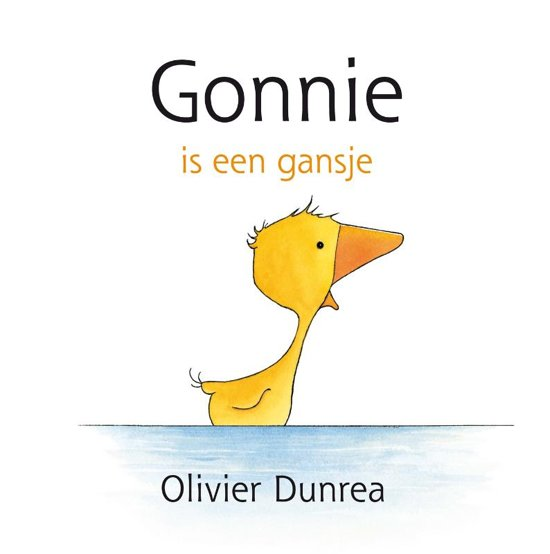 Gonnie & Vriendjes - Gonnie is een gansje