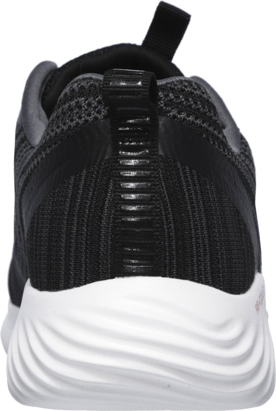 Heren Black Maat44 Skechers Sneakers Bounder wSvBE