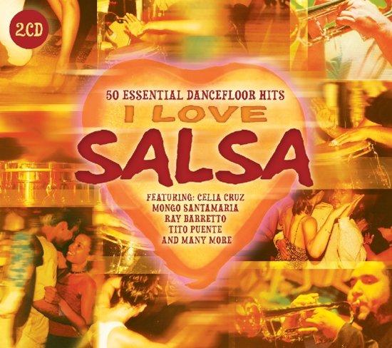 My Kind Of Music - I Love Salsa