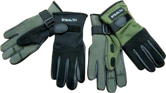 Neopreen tactical stealth handschoen | warm, sterk , kwaliteit, outdoor