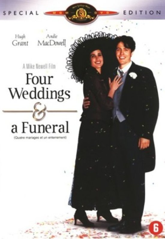 Afbeelding van Four Weddings And A Funeral (Special Edition)