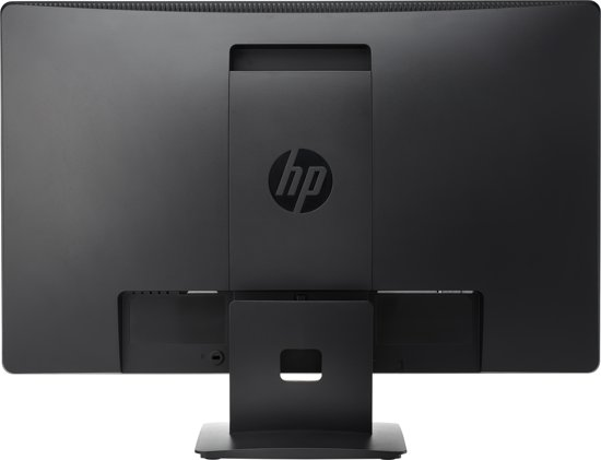 HP ProDisplay P240va 23.8'' Full HD LED Flat Zwart computer monitor