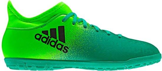 8f8186630c8 bol.com | Adidas Voetbalschoenen X 16.3 Junior Groen Maat 30