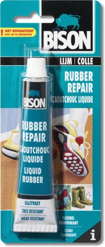 Bison rubber repair reparatiepasta