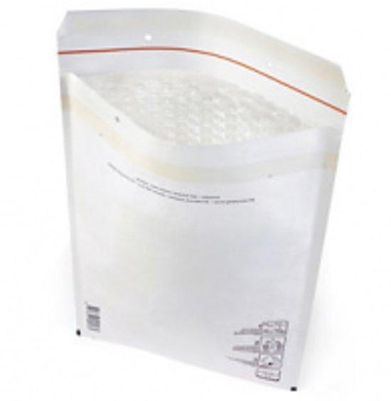 Mail Lite G/4 luchtkussenenveloppen 240x330mm. wit (50 st)