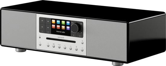 Sonoro MEISTERSTÃCK 610 V2 - Internet radio - CD-speler - BlueTooth -