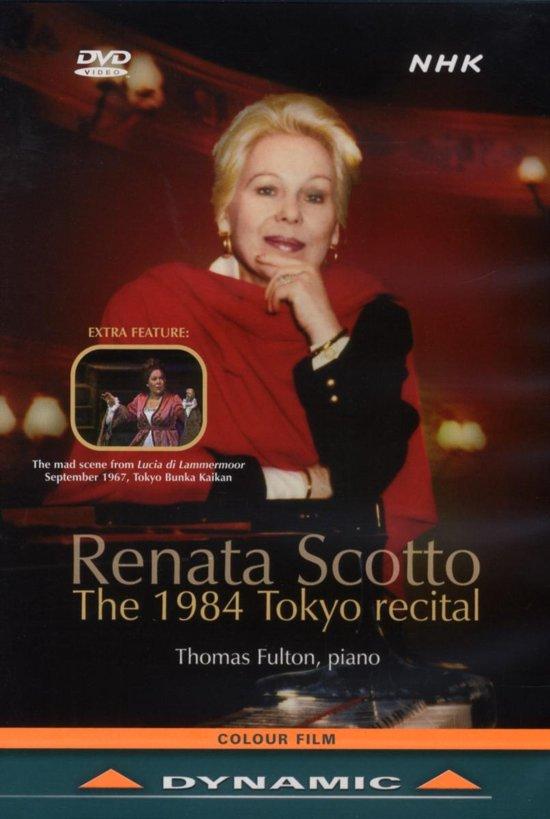 The 1984 Tokyo Recital