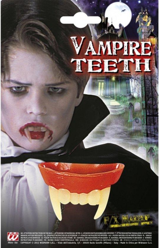 Beroemd bol.com | Halloween vampier tanden / gebitje voor kinderen &MH18