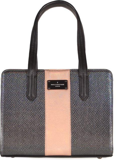 Pauls Boutique-Handtassen-Mini Georgia Sandown-Zwart