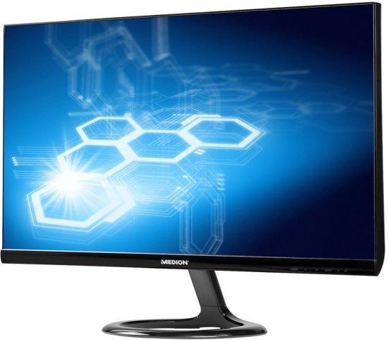 MEDION AKOYA P55491 23,6 Inch Randloze LED monitor