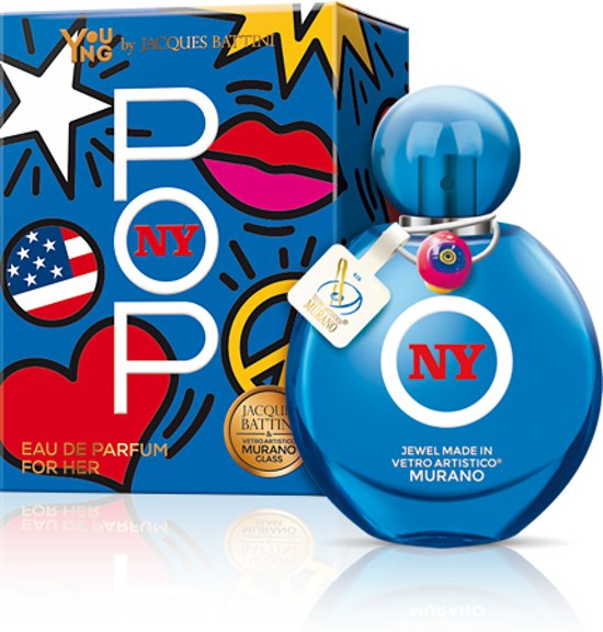 EDT POP NY 50ml woman