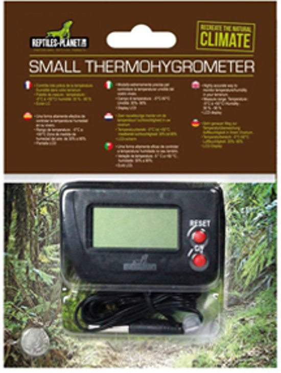 Small Thermo/Hygrometer