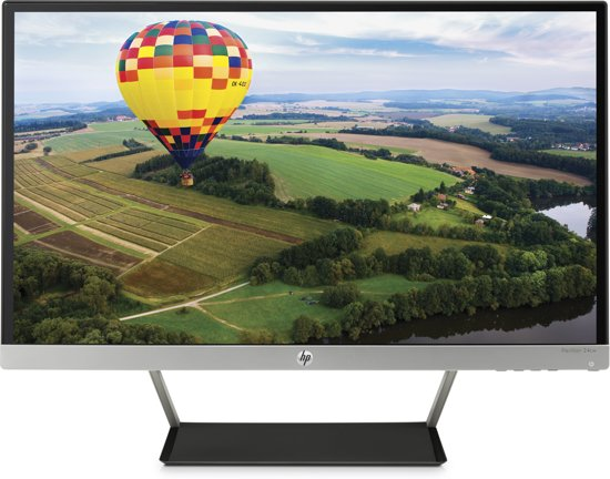 HP Pavilion 24cw - Monitor / 24 inch